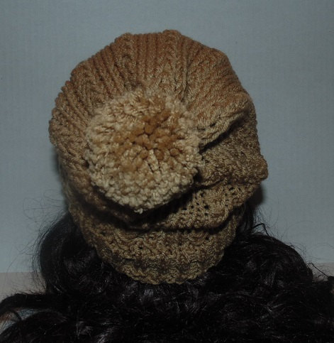 12aa703633a Chunky Knit Hat